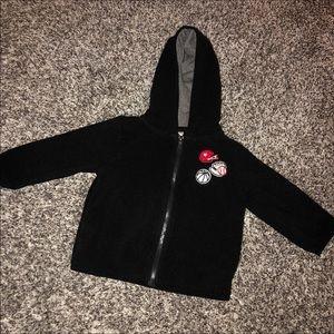 Garanimals zip up hoodie